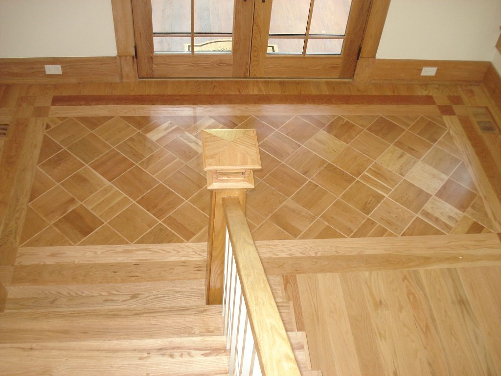 Gallery of flooring projects flooring company in for Floor designs